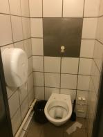 The toilette