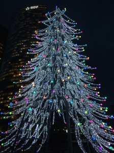 Christmas at La Defence